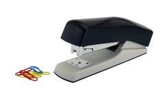 stapler εγγράφου συνδετήρων Στοκ φωτογραφία με δικαίωμα ελεύθερης χρήσης