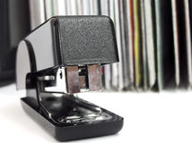 stapler εγγράφων στοκ φωτογραφίες με δικαίωμα ελεύθερης χρήσης