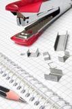 stapler γραφείων Στοκ Εικόνες