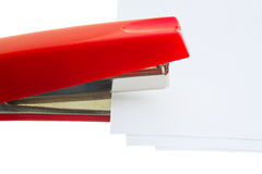 Stapler Royalty Free Stock Photos
