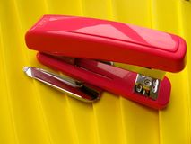 Stapler Royalty Free Stock Images