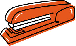 A Stapler Royalty Free Stock Photography