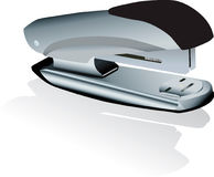 Stapler. Vector illustration of  staplers with dropped  shadow Royalty Free Stock Image