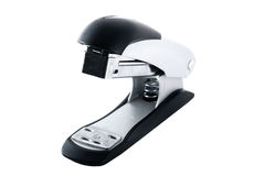 Stapler. Isolated on a white background Stock Photos