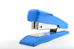 Stapler. Close up of stapler on white background Royalty Free Stock Image
