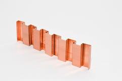 Stapler clip stock images