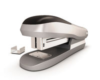 Stapler illustration. Royalty Free Stock Photos