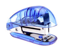 Stapler isolated over white Royalty Free Stock Images