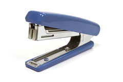 Stapler isolated on white. Stapler close up isolated on white Stock Images