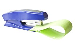 Stapler. Royalty Free Stock Photo