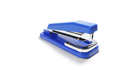 Stapler isolated on white background. Back to school, back to work Stock Photos
