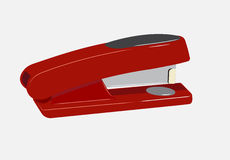 The stapler. Royalty Free Stock Image