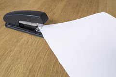 Stapler and Staple Stock Photography