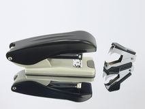 Stapler and staple remover Royalty Free Stock Photos