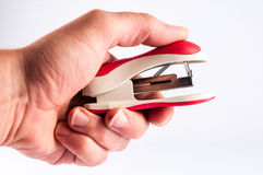 Stapler Tool Royalty Free Stock Images