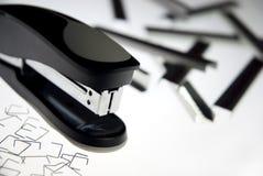 Free Stapler With Staples Royalty Free Stock Photo - 11056955