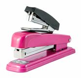 The staplers Stock Image