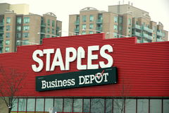 Staples Royalty Free Stock Images