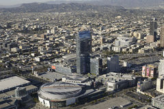 Staples Center Stockfoto