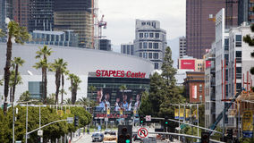 Staples Center Fotos de Stock