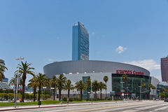 Free Staples Center In Los Angeles Royalty Free Stock Photos - 14844798