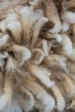 Staples der Merinowolle der hohen Qualität Lizenzfreie Stockfotos