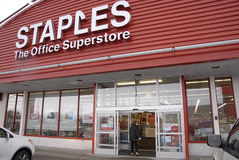 STAPLES NOR HIRING Royalty Free Stock Images
