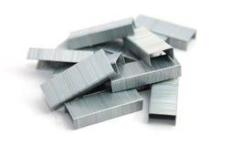 Free Staples Isolated On White Stock Photos - 34819253
