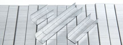 Staples Stacked; Office & School Supply Stock Image