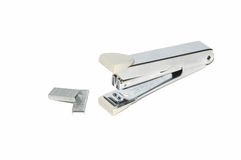 Staples and stapler Stock Images