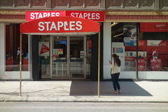 Staples Royalty Free Stock Photo