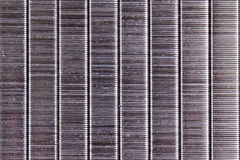 Staples texture. Background horizontal  and longitudinal pattern Royalty Free Stock Image