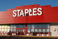 Staples Royalty Free Stock Image