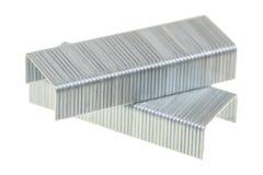 staples  on white Royalty Free Stock Photos