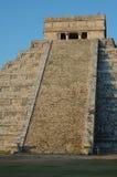 Stappen aan Mayas. Stock Foto