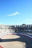Stappen van de arena van de Romein van Arles Stock Foto