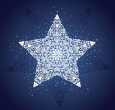 Star. Royalty Free Stock Photography