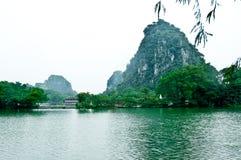 Star湖 图库摄影