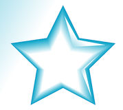 Star. Christmas background with a star Royalty Free Stock Photos
