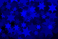 Star - abstract geometric background Royalty Free Stock Image