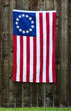 13 Star American flag, the Betsy Ross flag Royalty Free Stock Photos