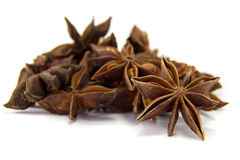 Star anise. Royalty Free Stock Photo