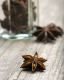 Star Anise (Illicium verum) Stock Photo