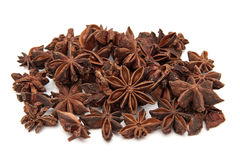 Star anise (Illicium verum) Stock Photos