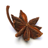 Star Anise macro shot. With usual depth of field Stock Photo