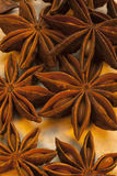 Spices - Star Anise - Aniseed Flavor Stock Photo