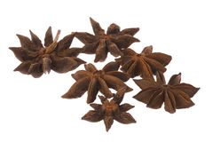 Star Anise Spice Isolated Royalty Free Stock Image