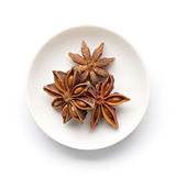 Star anise Royalty Free Stock Images