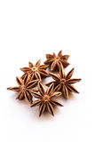 Star Anise. Whole Star Anise for cooking and baking Stock Images