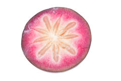 Star apple or cainito Stock Photography